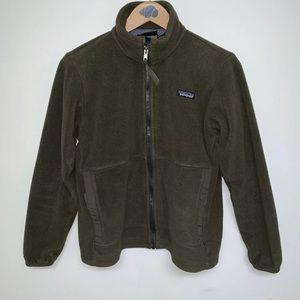 Patagonia Synchilla Fleece Jacket Army Green